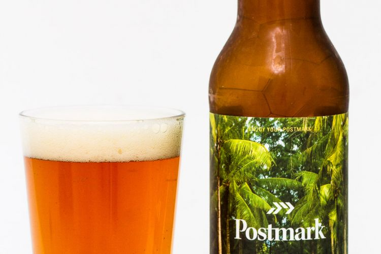 Postmark Brewing Co. – Pineapple Ale