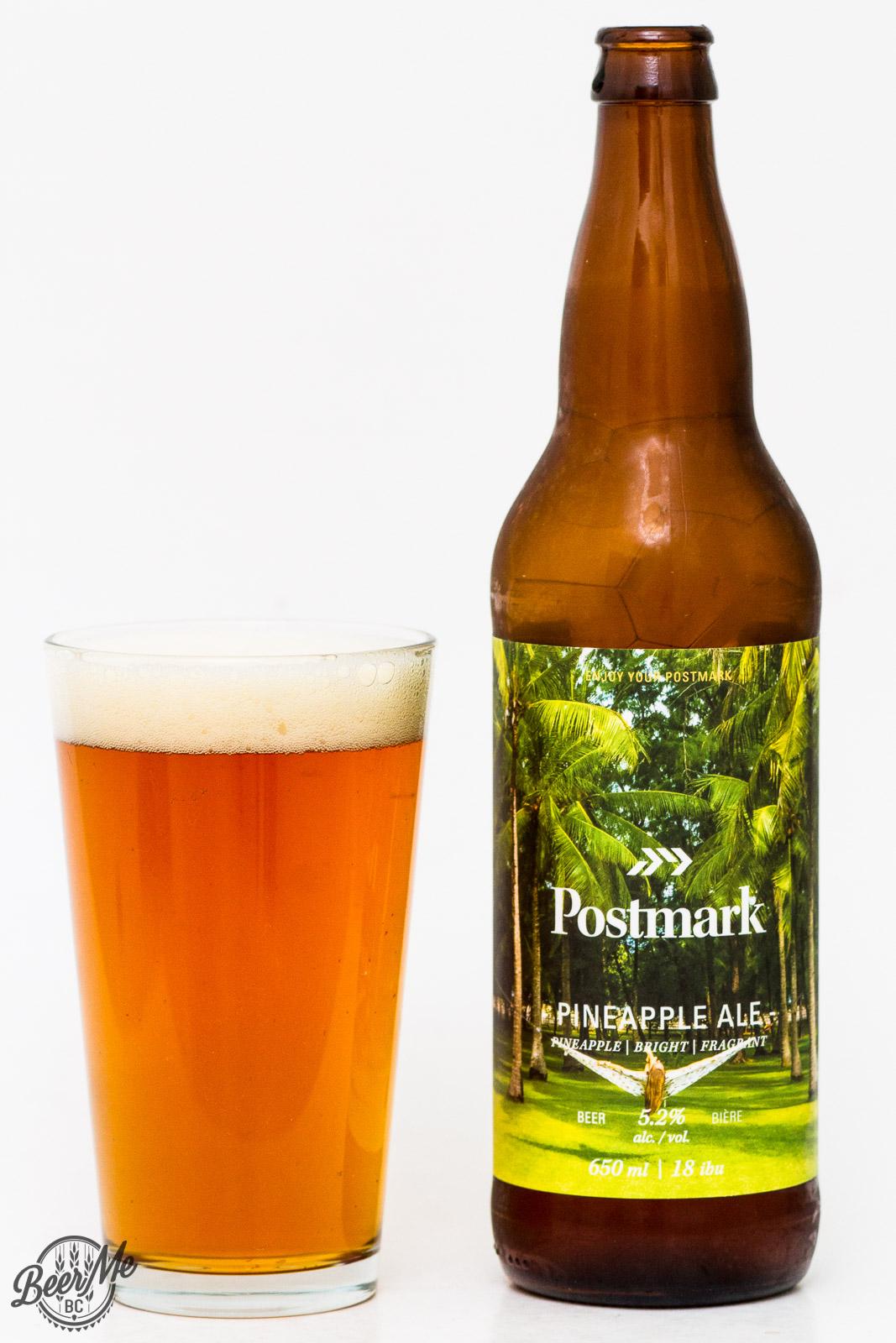 Postmark Brewing Co  – Pineapple Ale | Beer Me British Columbia