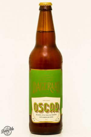 Dageraad Brewing Oskar Belgian Pale Ale Review