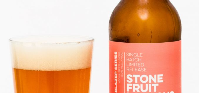 Old Yale Brewing Co. – Stone Fruit Hibiscus Saison