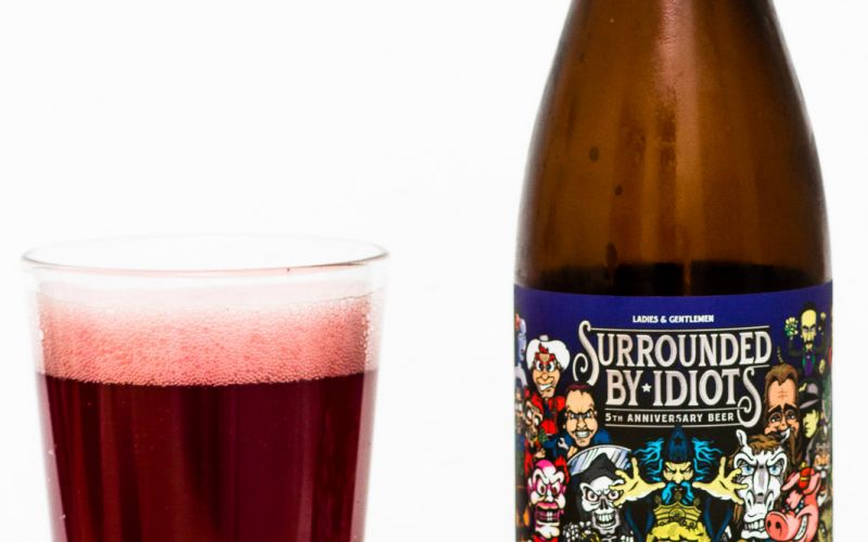 Parallel 49 Brewing Co. – Surrounded By Idiots Bumbleberry Sour Ale
