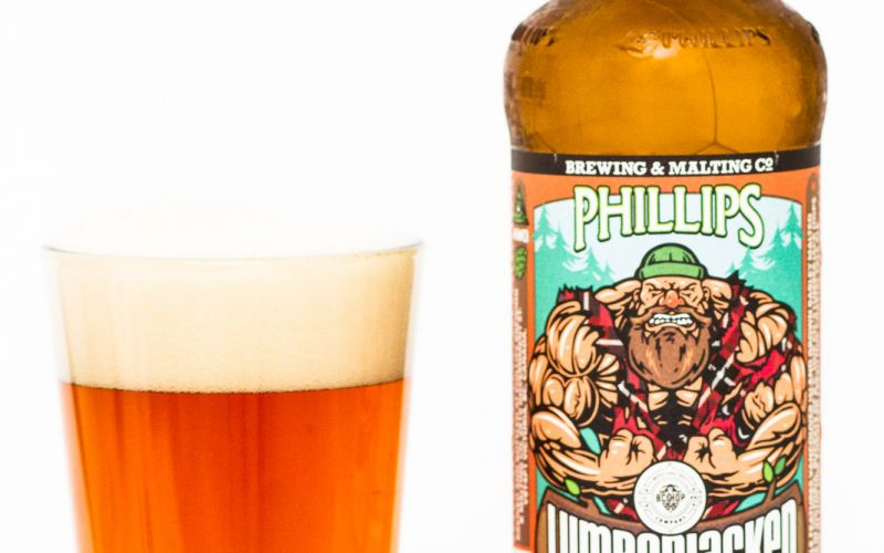 Phillips Brewing Co. – Lumberjacked Fresh Hop Pale Ale