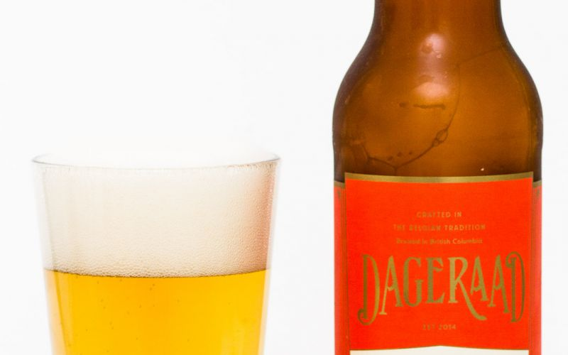 Dageraad Brewing – Louise Belgian Style Blonde Ale
