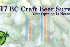 2017 BC Craft Beer Survey