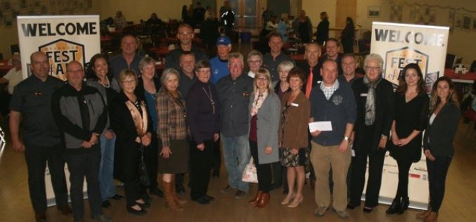 Okanagan Fest of Ale Donates $60,000 to Charity