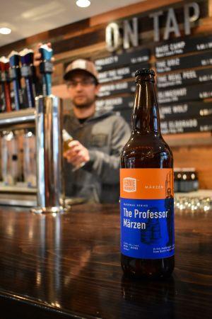 Fernie Brewing The Professor Marzen