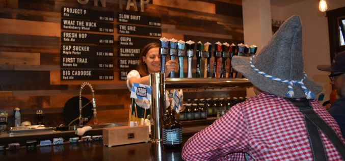 Introducing Professor Märzen, A New Fall Release From Fernie Brewing