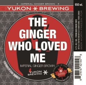 Yukon Brewing - The Ginger Who Loved Me