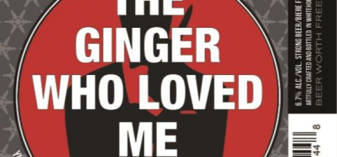 Yukon Brewing Releases The Ginger Who Loved Me Seasonal