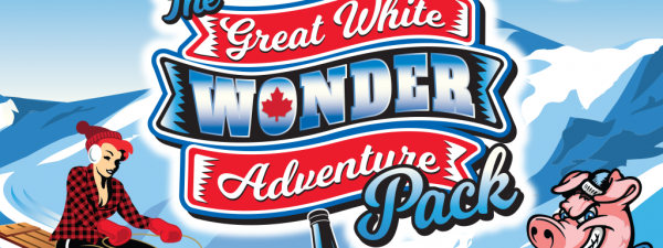 Red Racer & Parallel 49 Great White Wonder Advent Pack