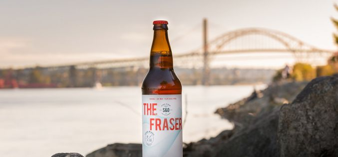 The Fraser, A new Collaboration Brew from Steel & Oak and Four Winds Brewing
