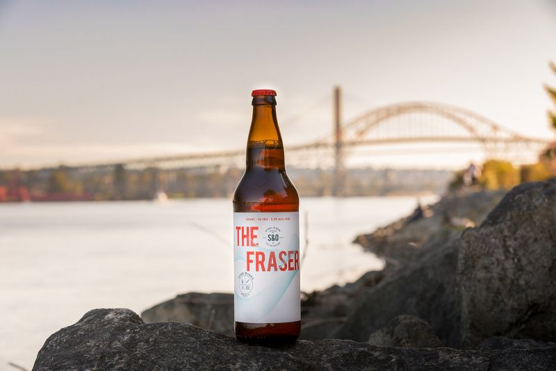 Steel & Oak and Four Winds The Fraser Collaboration