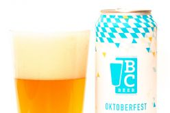 Bomber Brewing Craft Brewers Guild Collaboration Oktoberfest Lager