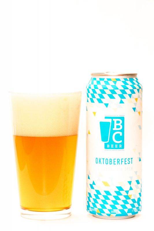 Bomber Brewing BC Craft Brewers Guild Collaboration Oktoberfest Lager