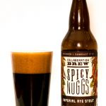 Bomber Brewing Sawdust City Brewing Spicy Nuggs Imperial Rye Stout