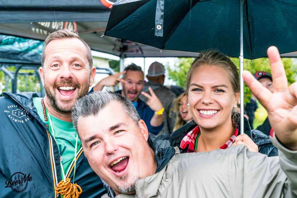 BC Hop Fest 2017 Vine and Hops Photo