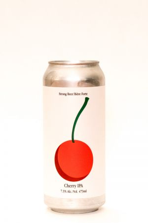 Strathcona Beer Company Cherry IPA Can