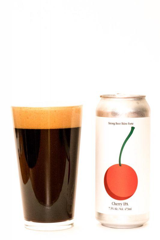 Strathcona Beer Company Cherry IPA