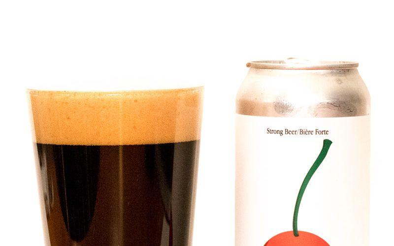 Strathcona Beer Company – Cherry IPA
