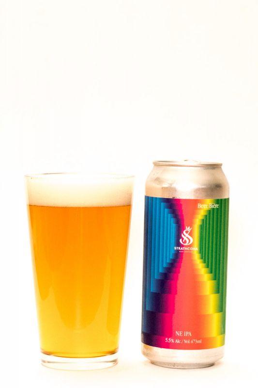 Strathcona Beer Company NE IPA