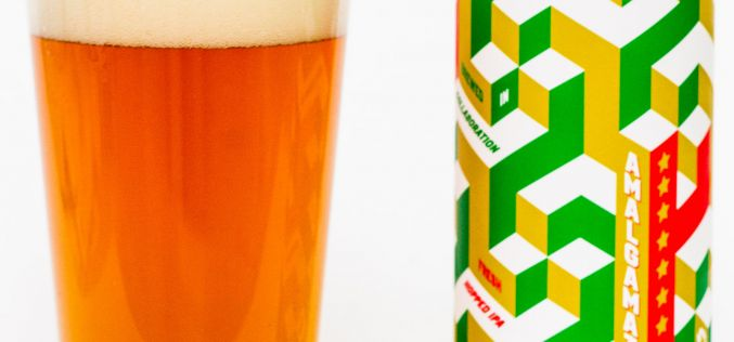 Parallel 49 Brewing Co. – Amalgamation Collaboration Fresh Hopped Double IPA Review