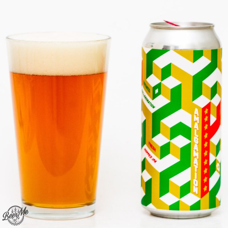 Parallel 49 Brewing Amalgamation Collaboration IPA Review