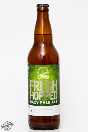 Bridge Brewing Fresh Hopped Hazy Pale Ale Review