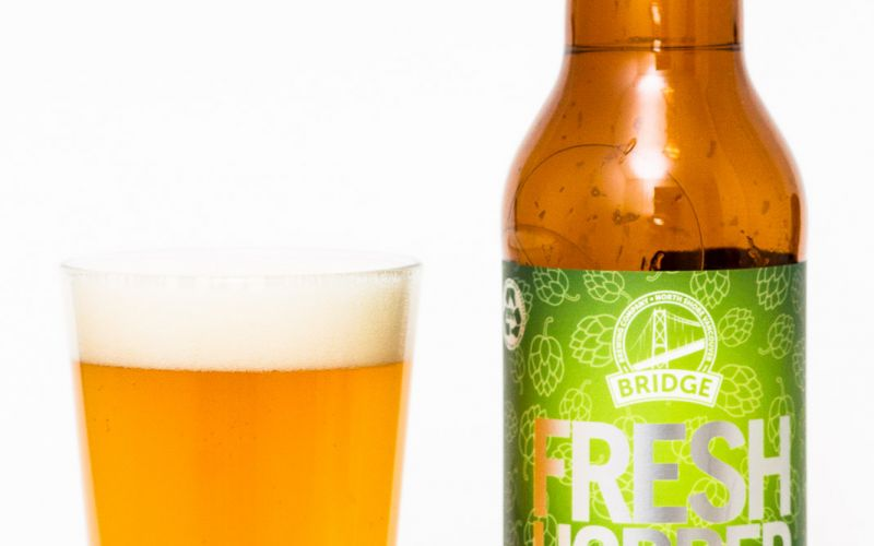 Bridge Brewing Co. – Fresh Hopped Hazy Pale Ale