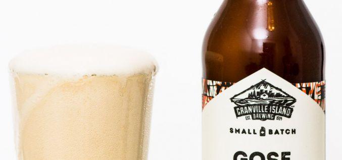Granville Island Brewing – Gose With Peach