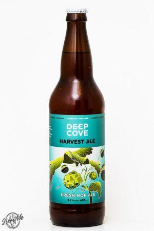 Deep Cove Brewers 2017 Harvest Fresh Hop Ale Review