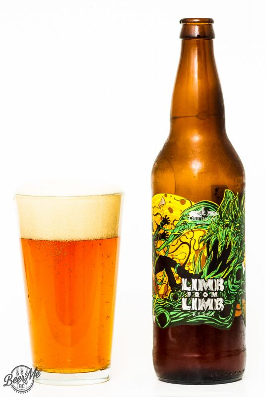 Driftwood Brewery Limb From Limb IPA Review