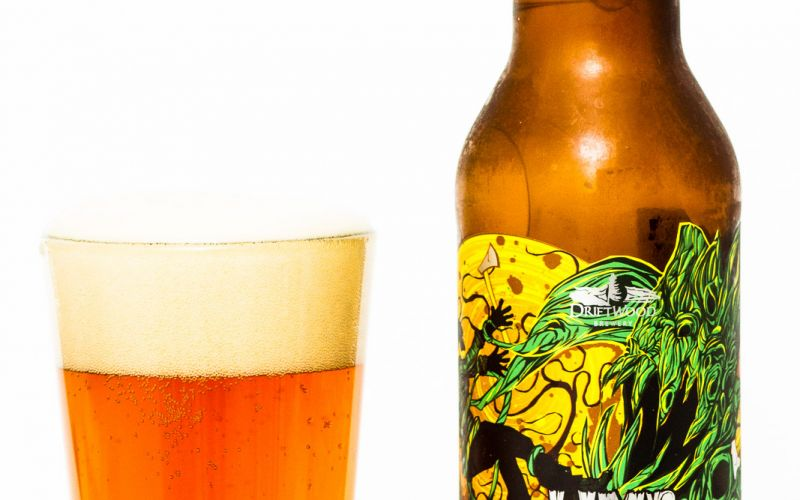 Driftwood Brewery – Limb From Limb Rye IPA