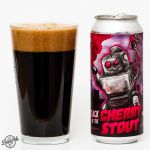 Parkside Brewery - Attack of the Cherry Stout Review