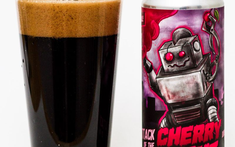 Parkside Brewery – Attack of the Cherry Stout