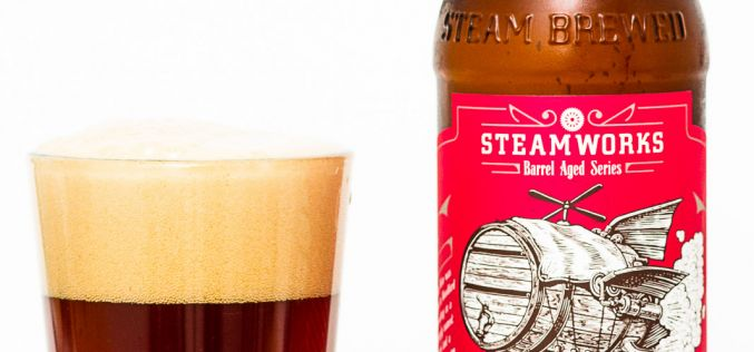 Steamworks Brewing Co. – 2017 Scarlet Red Rye Ale