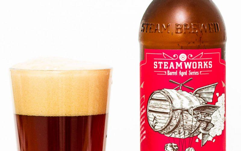 Steamworks Brewing Co. – 2017 Scarlet Red Rye Ale