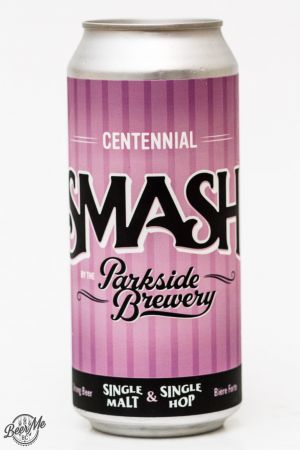 Parkside Centennial Smash IPA Review