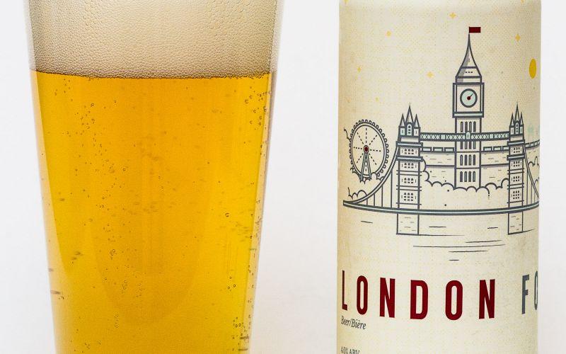 Dogwood Brewing – London Fog Earl Gray & Vanilla Session Ale