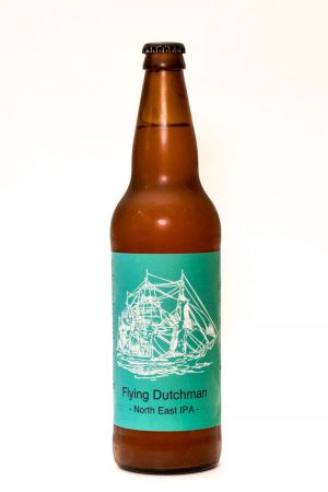 Ravens Brewing Co. Flying Dutchman North East IPA Bottle
