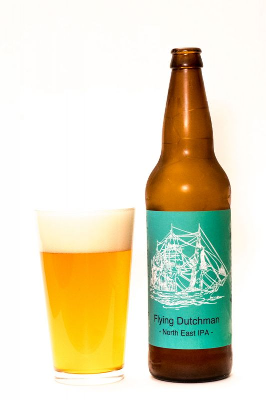 Ravens Brewing Co. Flying Dutchman North East IPA
