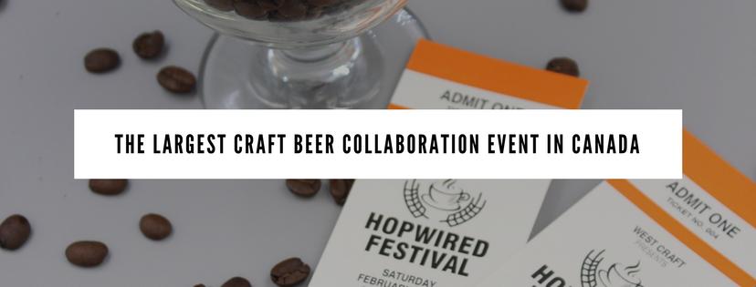 Hopwired Festival Banner