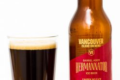 Vancouver Island Brewery – 2017 Barrel Aged Hermannator Ice Bock