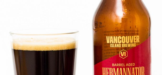 Vancouver Island Brewery – 2017 Barrel Aged Hermannator Ice Bock
