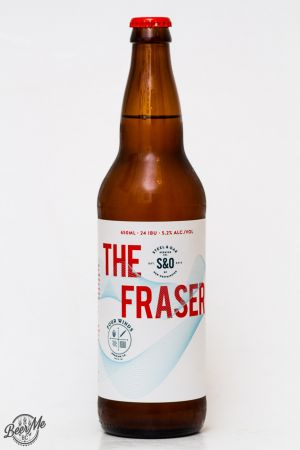Stee & Oak and Four Winds The Fraser Pale Ale Review