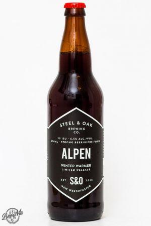 Steel & Oak Brewing Alpen Winter Warmer Review
