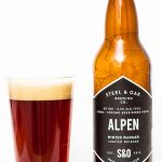 Steel & Oak Brewing Alpen Winter Warmer Review