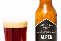 Steel & Oak Brewing Co. – Alpen Winter Warmer