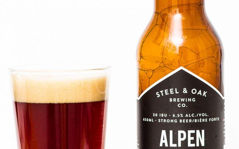 Steel & Oak Brewing Co. – Alpen Winter Warmer