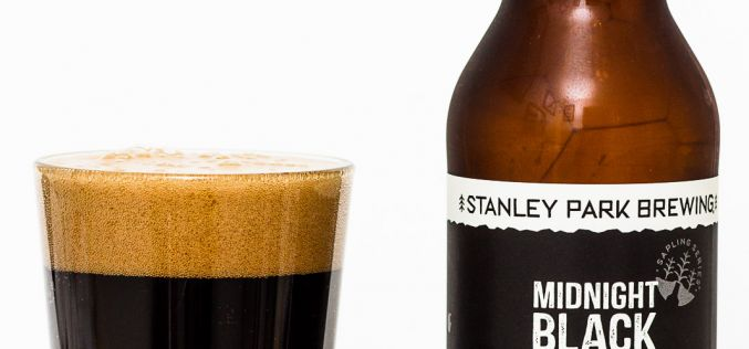 Stanley Park Brewing – Midnight Black IPA