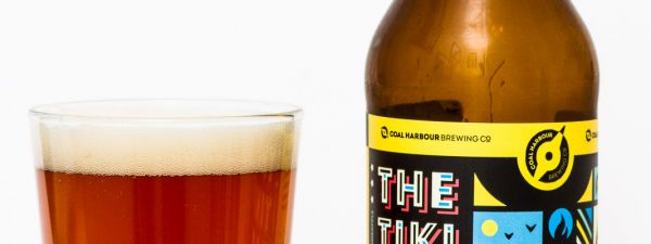 Coal Harbour Brewing The Tiki Bar Pineapple Sour Review